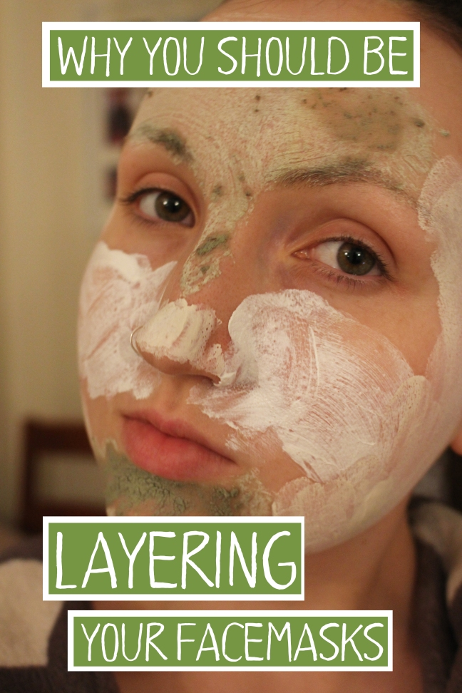 layering facemasks